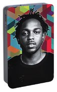 Don't Kill My Vibe Kendrick Portable Battery Charger