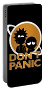 Don't Panic Portable Battery Charger