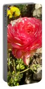 Double Coloured Rose Portable Battery Charger