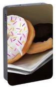 Doughnut Life Portable Battery Charger