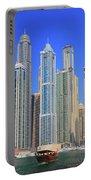Dubai Marina Dubai Uae Portable Battery Charger
