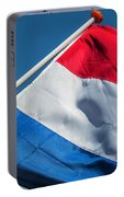 Dutch Flag Portable Battery Charger
