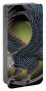 Eagle Illustration  Portable Battery Charger