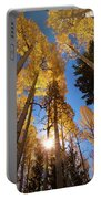 Early Autumn Morning Portable Battery Charger