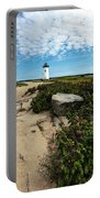 Edgartown Lighthouse Marthas Vineyard Portable Battery Charger