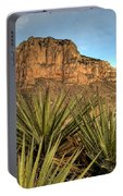 El Capitan Of Texas Portable Battery Charger