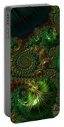 Emerald City. Portable Battery Charger
