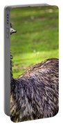Emu Do Portable Battery Charger by Kate Brown