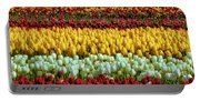 Endless Beautiful Tulip Fields Portable Battery Charger