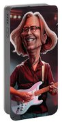 Eric Clapton Portable Battery Charger