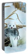 Ermine Portable Battery Charger by Michael Chatt