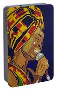 Erykah Badu Portable Battery Charger