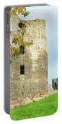 Etal Castle Tower And Gatehouse Portable Battery Charger