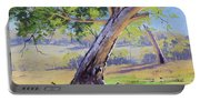 Eucalyptus Tree Australia Portable Battery Charger