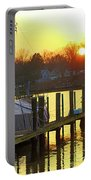 Evening Light Bidding Goodnight Portable Battery Charger