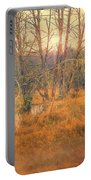 Evening Mist Portable Battery Charger