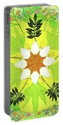 Every Leaf A Prayer Portable Battery Charger