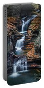Every Teardrop Is A Waterfall Portable Battery Charger