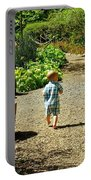Explore, Edgefield Garden Portable Battery Charger