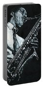 Expressive Sax Portable Battery Charger