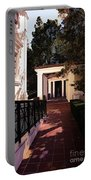 Exterior Amazing Getty Villa  Portable Battery Charger