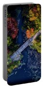 Fall Aerial With Bridge Portable Battery Charger