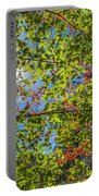 Fall Beginnings Portable Battery Charger