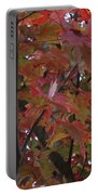Fall Collage Portable Battery Charger