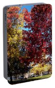 Fall In Wenatchee Portable Battery Charger