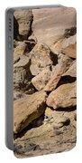 Fallen Sandstone Boulders Portable Battery Charger