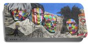 Famous Contemporary Artists Mural Portable Battery Charger