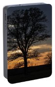 Farm Country Sunset Portable Battery Charger