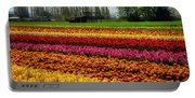 Farming Tulips Portable Battery Charger