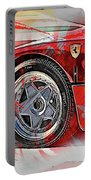 Ferrari F40 - 11 Portable Battery Charger