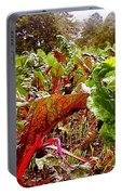 Field Of Chard Portable Battery Charger