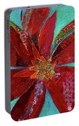 Fiery Bromeliad I Portable Battery Charger