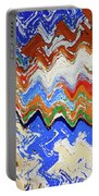 Flaking Paint Portable Battery Charger