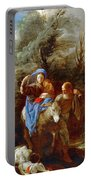 Flight Into Egypt  Portable Battery Charger