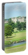 Floors Castle And River Tweed Portable Battery Charger