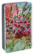 Floral Life Portable Battery Charger