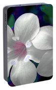 Floral Photo A030119 Portable Battery Charger