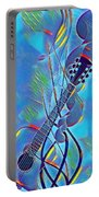 Flow Of Music Portable Battery Charger