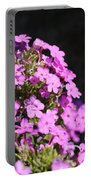 Flower And Bee Portable Battery Charger