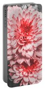 Flower Buds Portable Battery Charger
