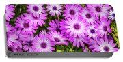 Flower Patterns Collection Set 04 Portable Battery Charger