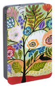 Flower Tree II    Portable Battery Charger