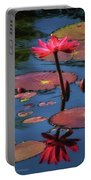 Flowering Beauty Iv Portable Battery Charger
