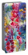 Flowers Fairy Tale Portable Battery Charger