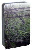 Foggy Web Portable Battery Charger
