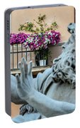 Fontana Dei Quattro Fiumi Portable Battery Charger